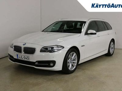 käytetty BMW 520 d F11 Touring A Business Exclusive