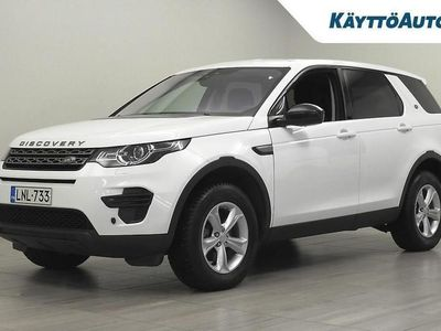 käytetty Land Rover Discovery Sport 2.0 TD4 150 PURE AUT
