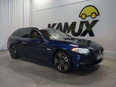 käytetty BMW 520 TwinPower Turbo A F11 / Ruotsi-auto / Xenon / Vetokoukku /