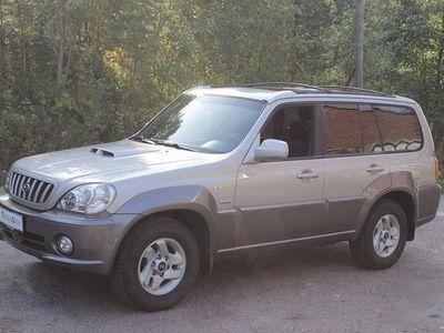käytetty Hyundai Terracan