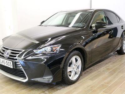 käytetty Lexus IS300h Hybrid A Comfort **** Korko 0,5% + min. 1500 EUR takuuhyvitys ****