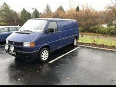 käytetty VW Transporter 2,5tdi 2002 ilmastoitu