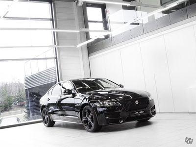 käytetty Jaguar XF 20d AWD R-Sport Aut