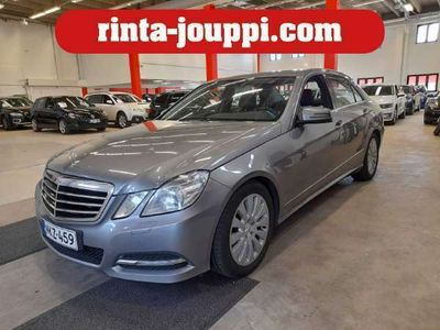 käytetty Mercedes E350 CDI BE A - Comand //Peruutuskamera //Nahat //Xenon!