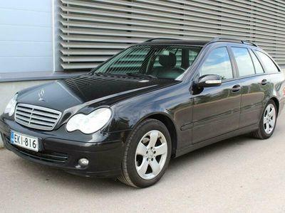 käytetty Mercedes C220 T CDI Avantgarde stw *korkotarjous 1,9%+kulut*
