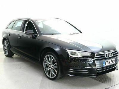 käytetty Audi A4 Avant 2,0 TDI 140 kW S tronic Business