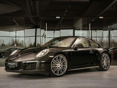 käytetty Porsche 911 Carrera 4 991.2 Coupé PDK - Jatkotakuu voimassa.