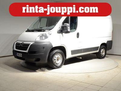 käytetty Citroën Jumper HDi 100 33 L2H1 - Webasto / Ilmastointi / Huolletu ja katsastettu juuri