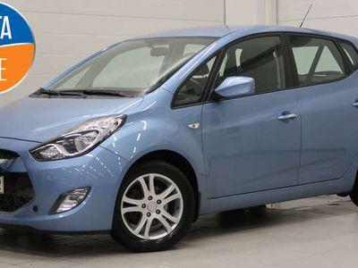 käytetty Hyundai ix20 1,6 4AT Premium