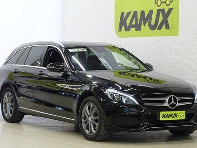 käytetty Mercedes C220 d 4Matic T A Premium Business *tulossa myyntiin* /Kaukovaloautomatiikka / Neliveto / Koukku / AL