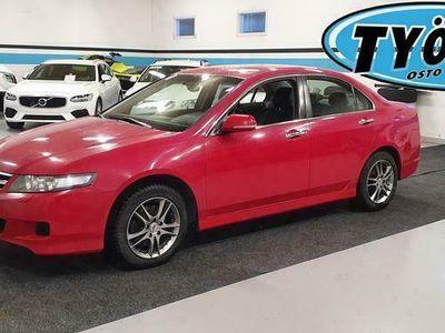 käytetty Honda Accord 2.0i Sport Business 4d vaihto / rahoitus