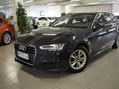 käytetty Audi A4 Avant Business 2,0 TFSI 140 Kw S tronic # Webasto, Xenon, Pys.tutka, Bluetooth #