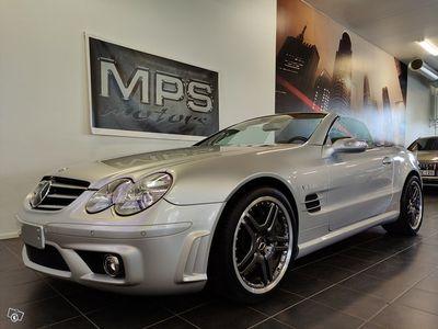 käytetty Mercedes SL65 AMG AMG