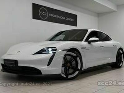 käytetty Porsche Taycan 4S 150kW 420kW - Sports Car Center Eesti OÜ