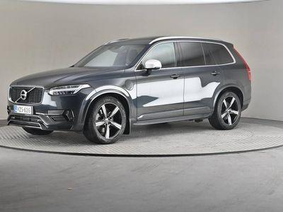 käytetty Volvo XC90 T8 AWD R-Design A- Huippuvarusteet-