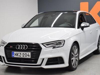 käytetty Audi S3 Sportback 2,0 TFSI 228 kW quattro S tronic *Webasto, ACC, Navi, B&O, Panorama*