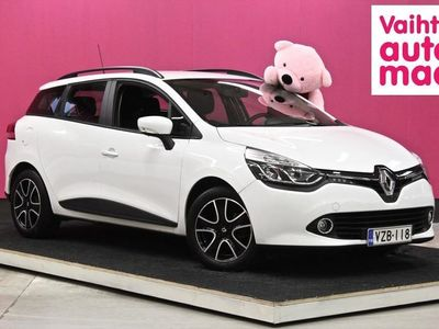 käytetty Renault Clio Sport Tourer Energy TCe 90 S&S Navi Style #1.Omisteinen #Bluetooth #Navi