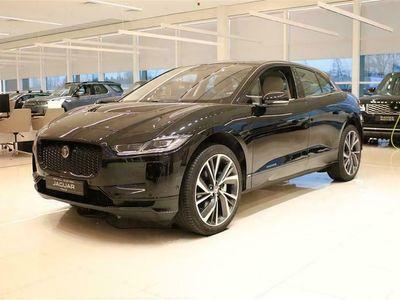 käytetty Jaguar I-Pace SE, Adapt.vakkari, Navi Pro, Panorama, LED, Meridian