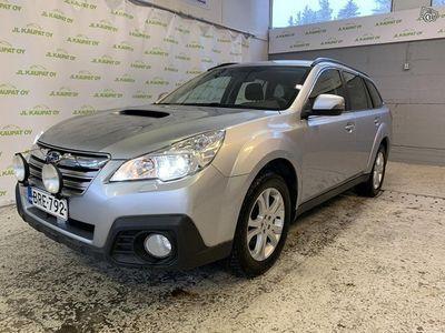 käytetty Subaru Outback