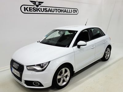 käytetty Audi A1 Ambition 1,4 TFSI 90 kW S tronic LE