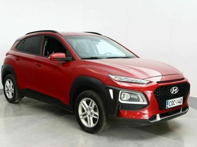 käytetty Hyundai Kona 1,0 T-GDI Comfort / Peruutuskamera / Navigointi / Aut.Ilmastointi / Krell-Audio / Ratinlämmitys ++