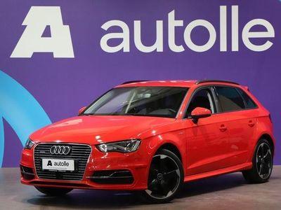 käytetty Audi A3 Sportback *KOTIINTOIMITUS* e-tron. Tarkastettuna, Rahoituksella, Kotiin toimitettuna!