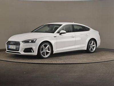 käytetty Audi A5 Sportback Busin Sport 2,0 TDI 140 Q Stronic -Comfort ja LED paketit-