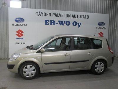 käytetty Renault Scénic