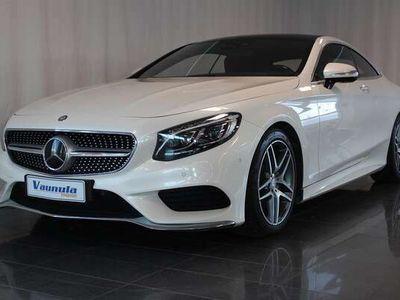 käytetty Mercedes S500 Coupé 4Matic A 335 kW AMG, Designo, Burmester, 360 kamerat, HUD