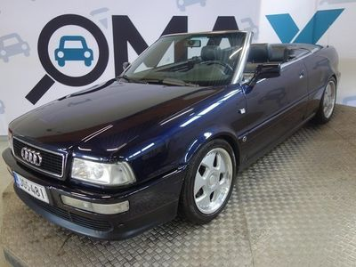 used Audi Cabriolet