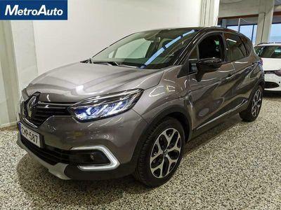 käytetty Renault Captur TCe 150 EDC-aut Intens *Kuin uusi!*
