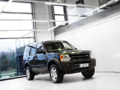 käytetty Land Rover Discovery 3 2.7 TDV6 4x4 Aut / Tulossa myyntiin!