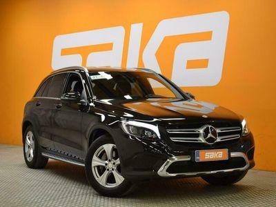 käytetty Mercedes GLC250 d 4Matic A Premium Business ** Webasto / Adapt. Cruise / 360 Kamera / BLIS / Tulossa / Ota yhteyttä 020 7032607 **