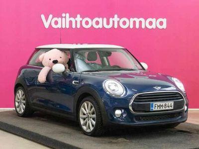käytetty Mini Cooper CooperBusiness 136hv # Harman&kardon # Nahkasisusta # Keyless # Suomi-auto # 1-omistaja