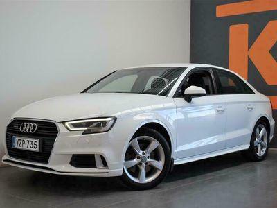 käytetty Audi A3 Sedan Pro Business Sport Edition 2,0 TDI 135 kW quattro S tronic *A3-Assist&Kommunikaatio pak.*