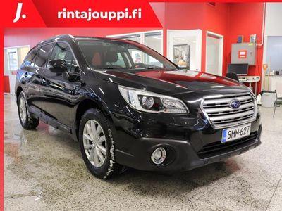 käytetty Subaru Outback 2,5i Base CVT **** Tähän autoon on saatavilla LänsiAuto Safe -sopimus joka takaa huolettomat kilomet