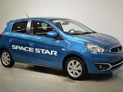 käytetty Mitsubishi Space Star