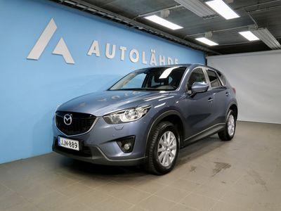 käytetty Mazda CX-5 2,2 SKYACTIV-D Touring 6AT 5d *webasto* KORKO: 1.99% + KASKO 3kk 0e!