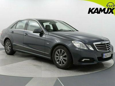 käytetty Mercedes E250 CDI BE A Business / Juuri tullut / ILS / Suomi-auto /