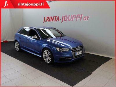 käytetty Audi S3 Sportback 2,0 TFSI 221 kW quattro S tronic *** J. kotiintoimitus