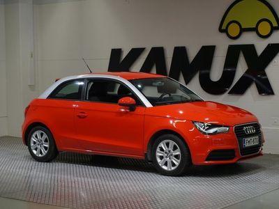 käytetty Audi A1 Compact Coupé Attraction 1,4 TFSI Start-Stop #SUOI-AUTO #RAHOITUKSEN KÄSIRAHA JOPA 0 EUROA!