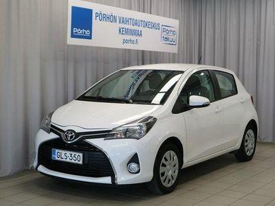käytetty Toyota Yaris 1,33 Dual VVT-i Active 5ov KÄSIRAHA ALK. O EUR. TOIMITUS KOTIIN VELOITUKSETTA
