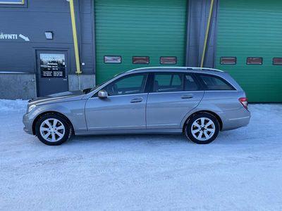 käytetty Mercedes C220 CDI A Avantgarde