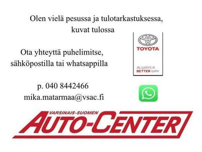 käytetty Toyota Auris Touring Sports 1,8 Hybrid Active Plus