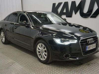 käytetty Audi A6 Sedan Business Sport Edition 3,0 V6 TDI 150 kW quattro S tronic #HYVILLÄ VARUSTEILLA! #GSM WEBASTO #