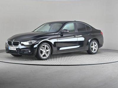 käytetty BMW 320 3 Serie F30 Sedan i A xDrive Bsn Excl -Lohkolämmitin, Connected Drive-