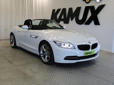 käytetty BMW Z4 sDrive18i Aut. / Black Weekend - ERIKOISHINTA! / HUIPPUTARJOUS / VÄHÄN AJETTU! / ALENNETTU HINTA /