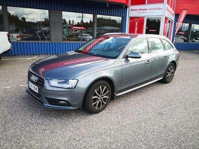 käytetty Audi A4 Avant Business 2,0 TDI 105 multitr (MY13 **ILMAINEN KOTIINKULJETUS**