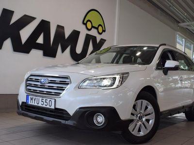 käytetty Subaru Outback 2.0 4WD | 150 hv | Vetokoukku | Peruutuskamera | 2x-renkaat |