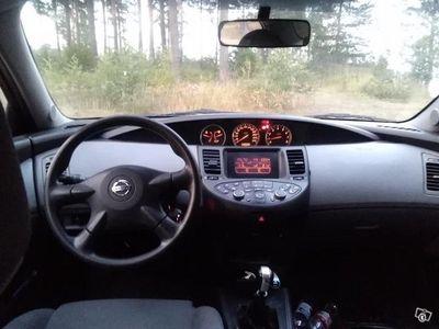 käytetty Nissan Primera 2002 1.6